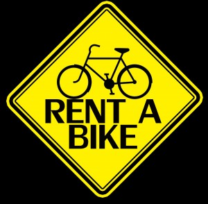 Split Rent a bike